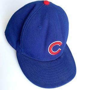 Cubs On Field Cap